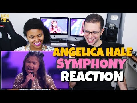 Angelica Hale - Symphony   America's Got Talent 2017   REACTION