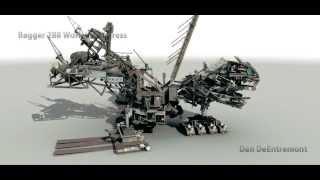 Bagger 288 Transformer Work in Progress