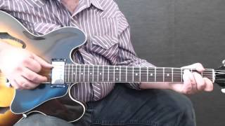 Guitar Lesson - Crawling King Snake - John Lee Hooker