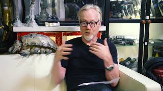 Adam Savage's Top 5 Science Fiction Books