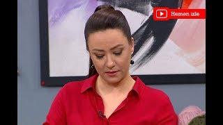 Öznur Sağlam'dan dantel el çantası yapımı Ezgi Sertel'le Kadınlar Bilir'de