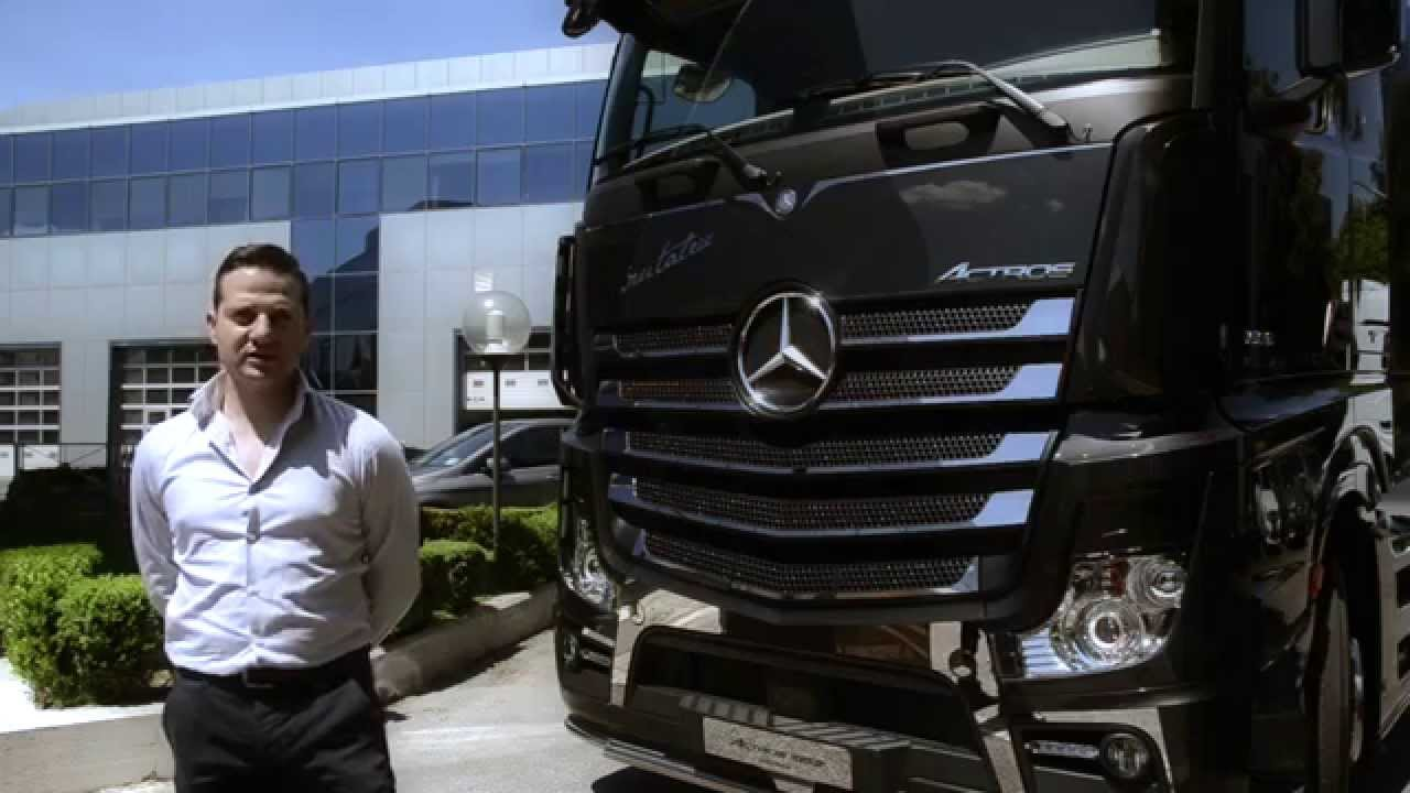 mercedes actros brutale 630 by acitoinox youtube. Black Bedroom Furniture Sets. Home Design Ideas