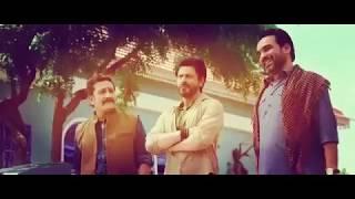 Dilwale new dialogue Shahrukh Khan Hum Shareef Kya Hue Puri Duniya Badmash ban gaya