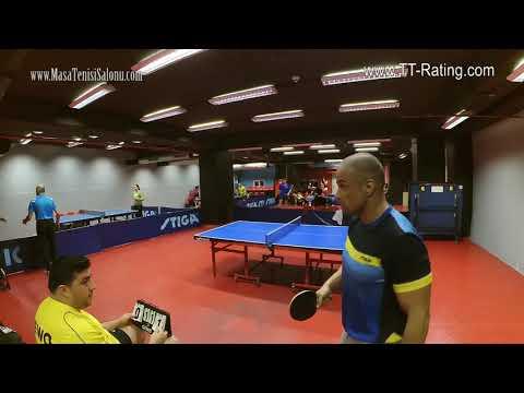 137.TT-Rating Turnuvası - Masa Tenisi