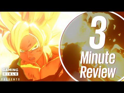 Dragon Ball Z: Kakarot - 3 Minute Review