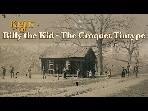 CoinWeek: Billy the Kid Tintype Discovered - Video: 7:04