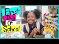 First Day of School (4th Grade) | Get Ready With Me | Niyah Renae