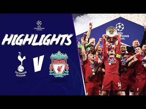 LIVERPOOL CROWNED EUROPEAN CHAMPIONS!   Tottenham 0-2 LFC   Champions League Highlights
