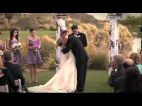 Sunridge Canyon Golf Club  Wedding Ceremony and Reception -- Fountain Hills AZ