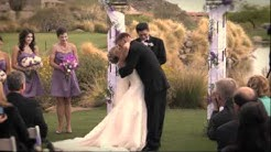 Sunridge Canyon Golf Club  Wedding Ceremony and Reception -- Fountain Hills AZ