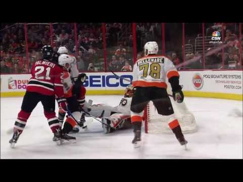 New Jersey Devils vs Philadelphia Flyers | January 21, 2017 | Game Highlights | NHL 2016/17