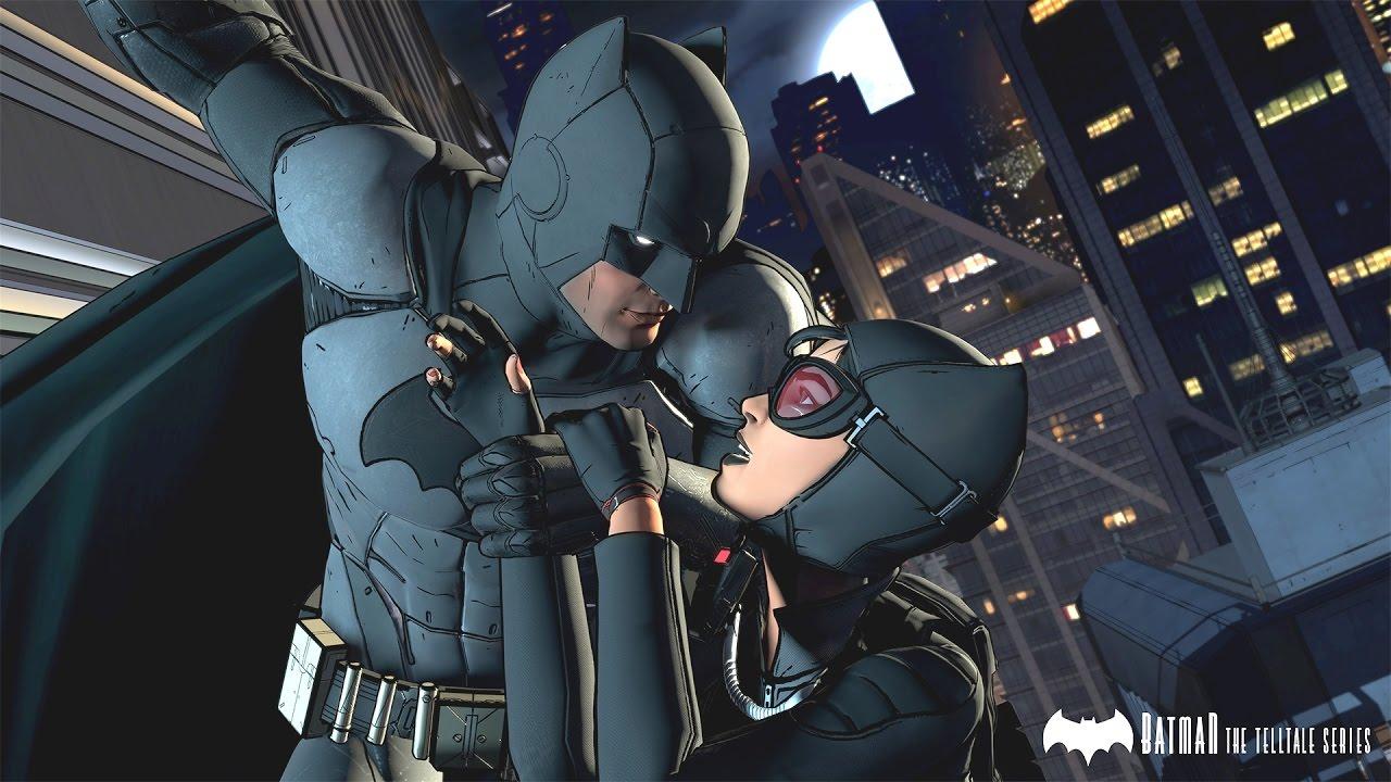 Download Batman and Catwoman Scenes (Telltale Series)