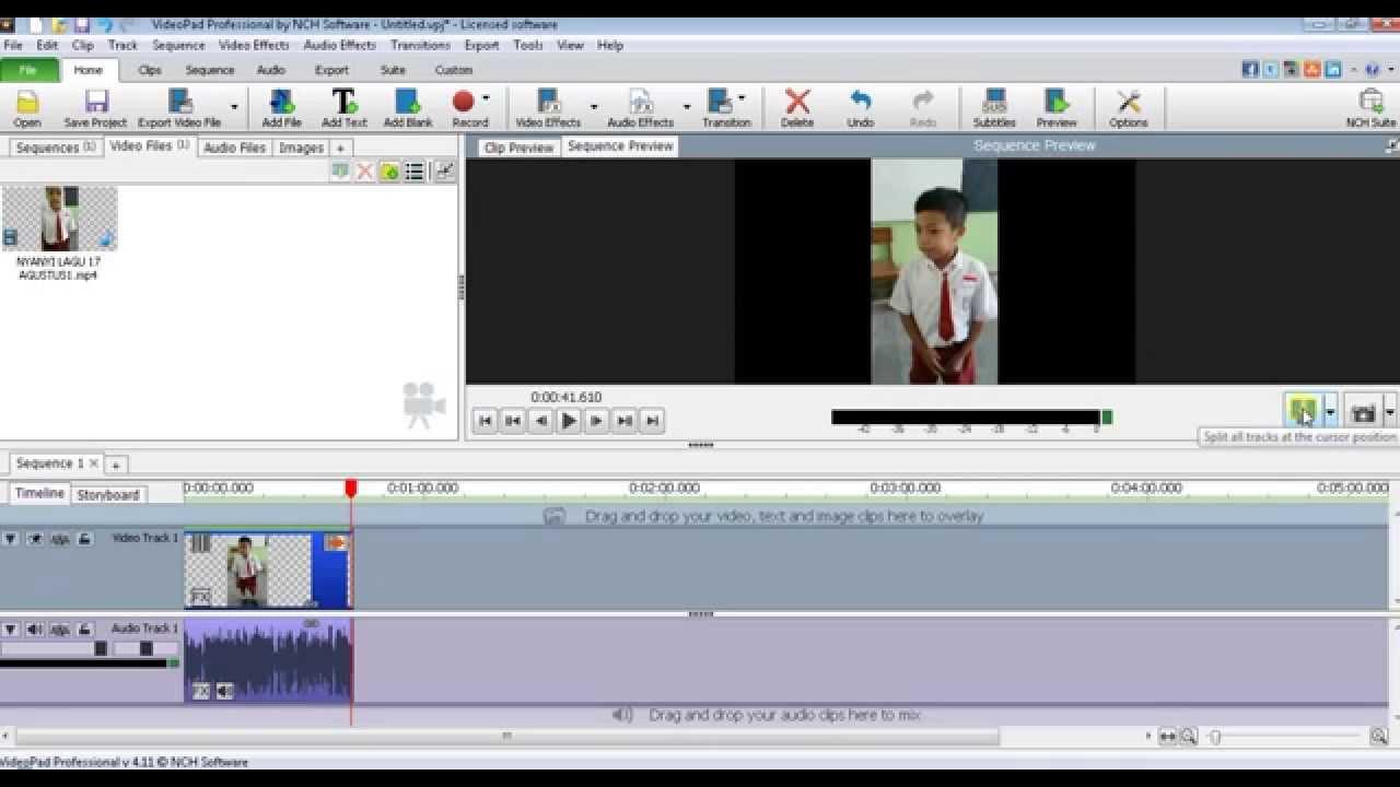 Cara mudah memutarrotate video dengan aplikasi videopad youtube ccuart Image collections
