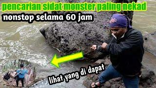Berburu Sidat Monster Selama 60 Jam Di Spot Paling Extream
