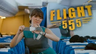 "Trailer Film Indonesia - ""FLIGHT 555"" (18 Januari 2018)"