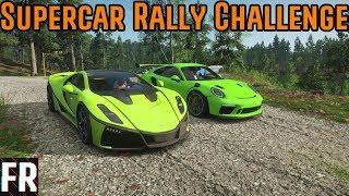 Forza Horizon 4 - Supercar Rally Challenge