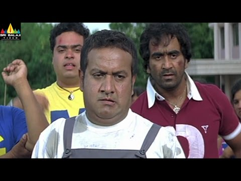 Gullu Dada Comedy Scenes Back to Back | Thriller Hyderabadi Comedy Movie | Sri Balaji Video