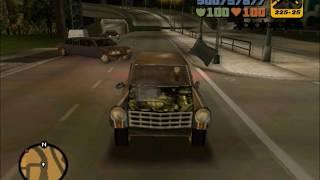 GTA 3 Görev 46 46 السرقة الكبرى المهمة 3 السيارات