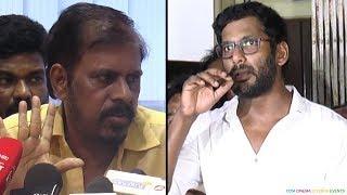 வேலை நிறுத்தம் அதனால் 50 கோடி நஷ்டம்   R K Selvamani   Press Meet  FEFSI