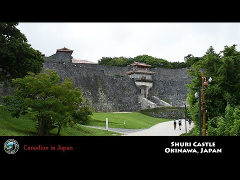 Shuri Castle History And Tour | UNESCO World Heritage Site | Okinawa | Japan