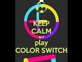 "PLAY THE FAMOUS ""COLOR SWITCH"" GAME ON PC WITHOUT DOWNLOADING ANY APPLICATION"