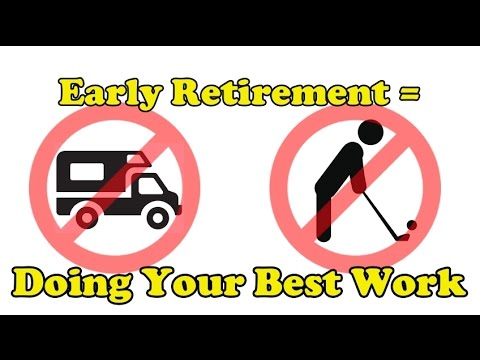 Scavenger Life Episode 209: Early Retirement = Doing Your Best Work