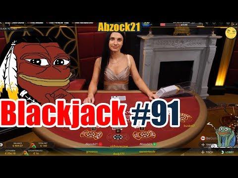 Good Moon Blackjack Session #91