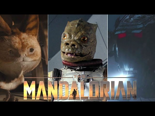 The Mandalorian Every Star Wars Easter Egg In Episode 4 Producers jon favreau and dave filoni are making their directed by filoni, chapter five of the mandalorian is entitled the gunslinger. for the three people in fandom who didn't already know this series was one. every star wars easter egg in episode 4
