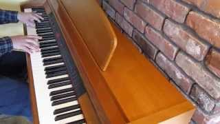 Philadelphia Freedom piano cover