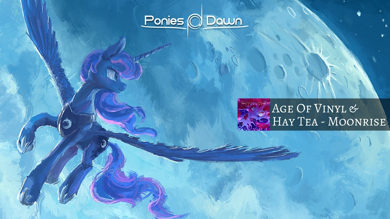 Age Of Vinyl & Hay Tea - Moonrise [Liquid Drum & Bass]
