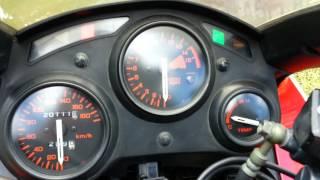 Honda CBR400r AERO