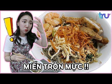Người Hàn đã yêu món MIẾN TRỘN 🦑 từ cái nhìn đầu tiên như thế nào!?! - TRU