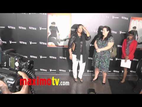 Octavia Spencer HAYWIRE Premiere Arrivals