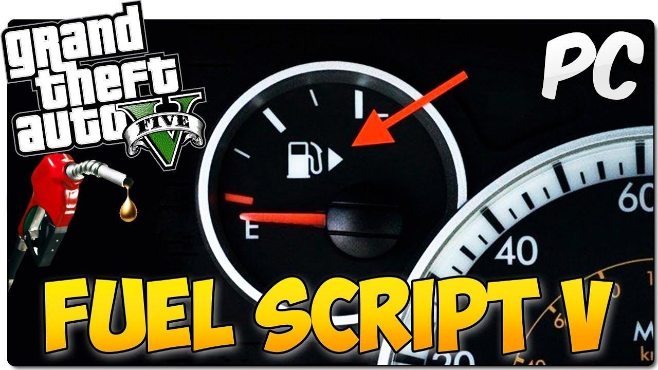 GTA 5 Mods #019 Fuel Script V Mod 0 8 installieren