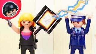 Karla wird ein Ghostbuster! - Playmobil Polizei Film - Karlchen Knack #353