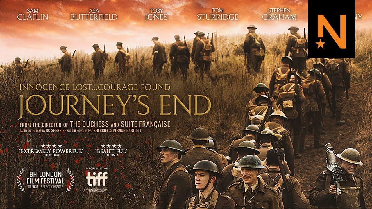 War Movie : Journey's End 2017