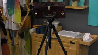 SoHo Deluxe Aluminum Tripod Visual Commerce #3