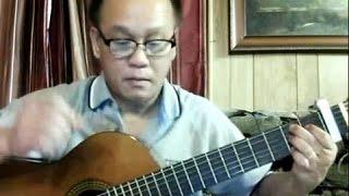 Nếu Một Ngày (Khánh Băng) - Guitar Cover by Hoàng Bảo Tuấn