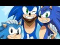 Sonic AMV Back In Time mp3
