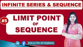 limit point of Sequence (Part 5) in hindi (Infimum and supremum)