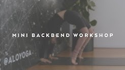 15-Minute Backbend Workshop with Talia Sutra