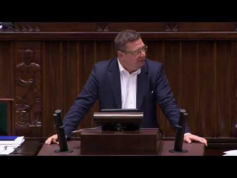 Michał Wojcik  – wystąpienie z 7 grudnia 2017 r.