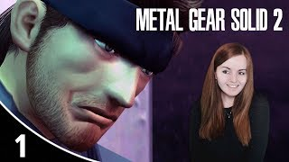 TANKER | Metal Gear Solid 2: Sons Of Liberty HD Gameplay Walkthrough Part 1 - Xbox One