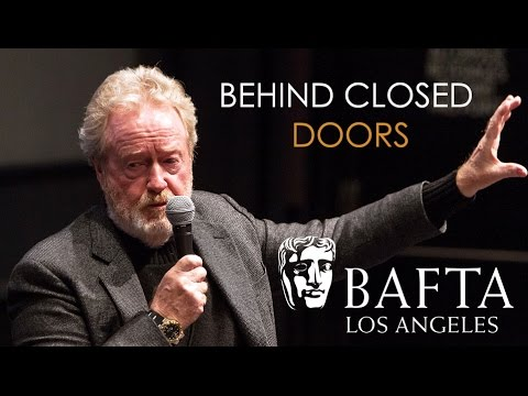 Behind Closed Doors with Ridley Scott