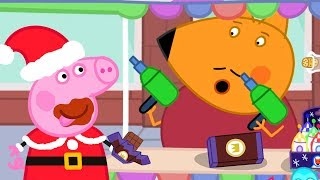 Download Peppa Pig Official Channel | Peppa Pig at the Christmas Market Mp3 and Videos