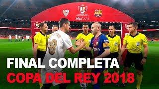 Download Video Sevilla 0-5 Barcelona COMPLETO | Final Copa del Rey 2018 | Fútbol MP3 3GP MP4