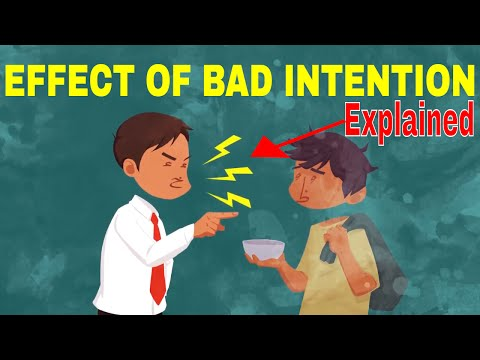 Effect of bad Intention Explained - Ustad Nouman Ali Khan Illustrated - NAK New 2017