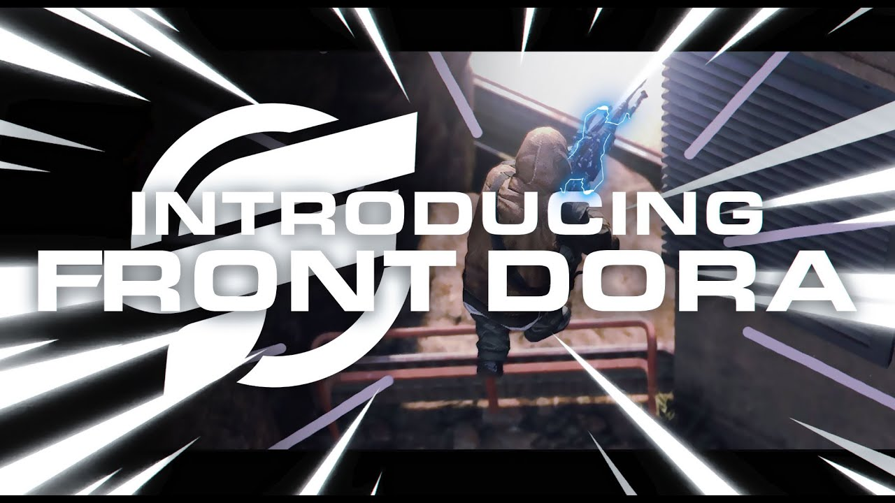 Introducing Front Dora by Mafia & Roo!