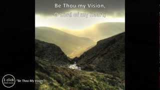 Be Thou My Vision - Mixed Choir (w/ lyrics) OLD IRISH HYMN - MULDER