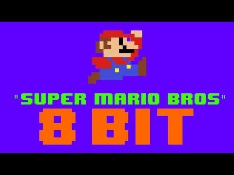 Super Mario Bros Theme Song 8 Bit Remix  Version  8 Bit Universe